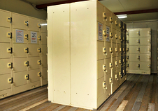 물품 보관실 사진